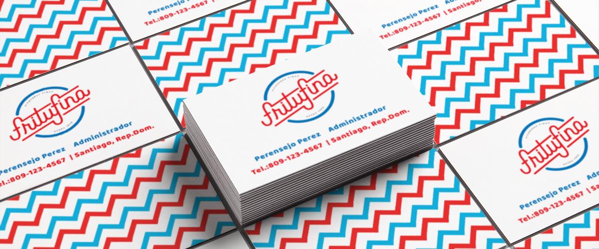 Business Card Fritufina