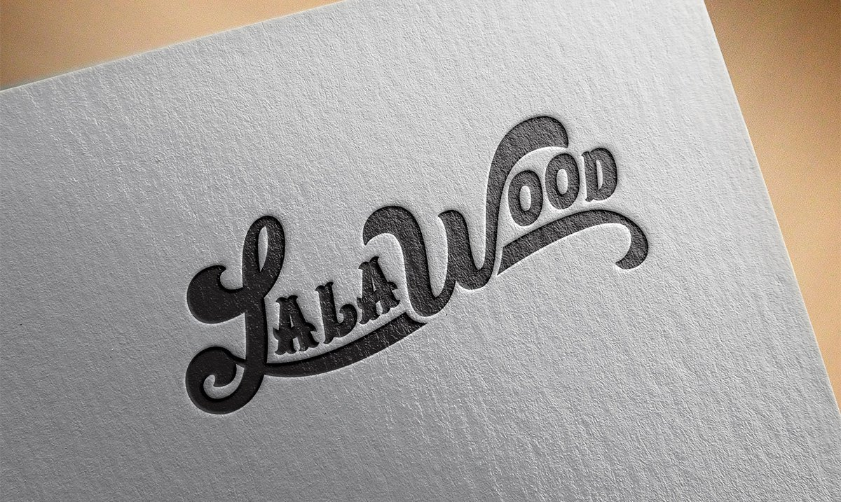 Lala Wood Logo