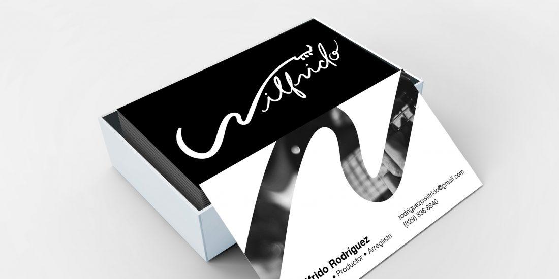 Wilfrido Branding
